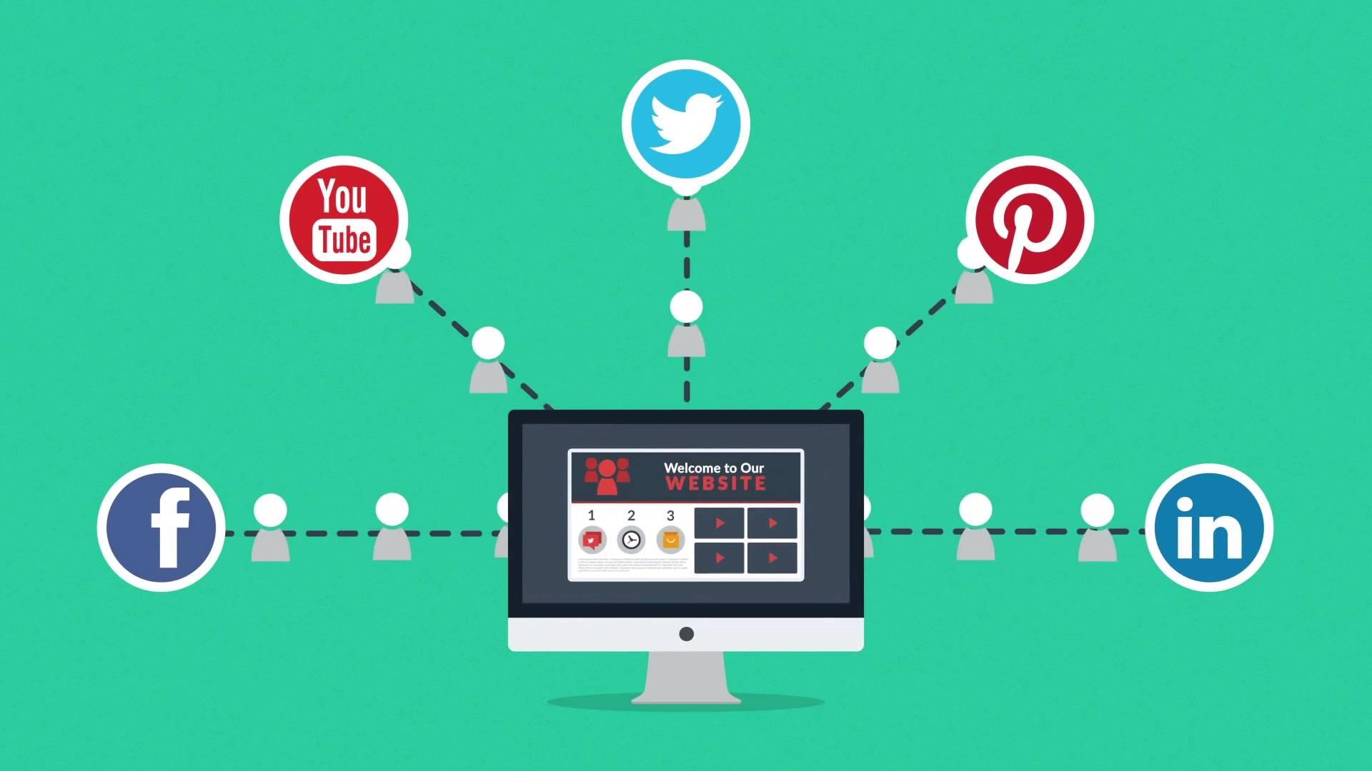 Belang website Online Branders